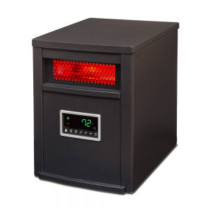 LIFE SMART LifeSmart 6 Element w/Remote Large Room Infrared Heater