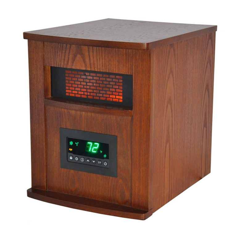 LifeSmart 6 Element Cabinet and Remote