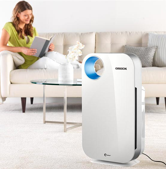 Air Purifier for Dust Removal