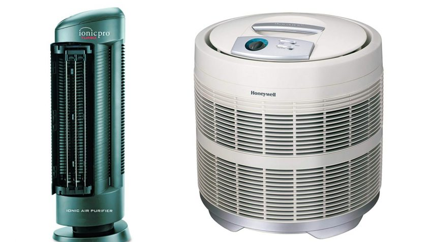 Ionic vs HEPA Air Purifier