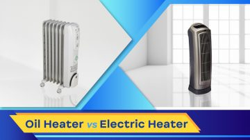 Oil Heater vs. Electric Heater