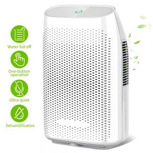 Honati Portable 2000ml Dehumidifier