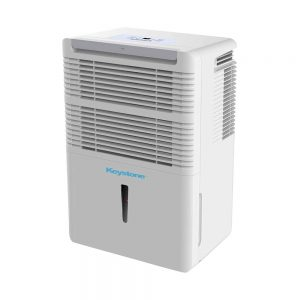 Keystone model KSTAD50B 50-Pint High Efficiency Dehumidifier