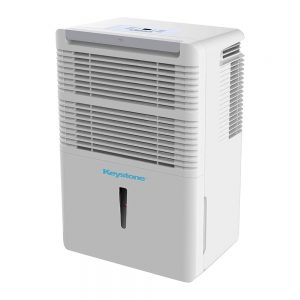 Keystone model KSTAD70C 50-Pint High Efficiency Dehumidifier