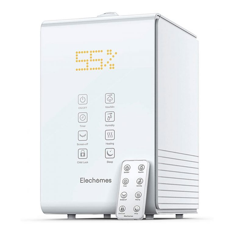 Elechomes SH8820 Top Fill 5.5L Humidifier for Large Room