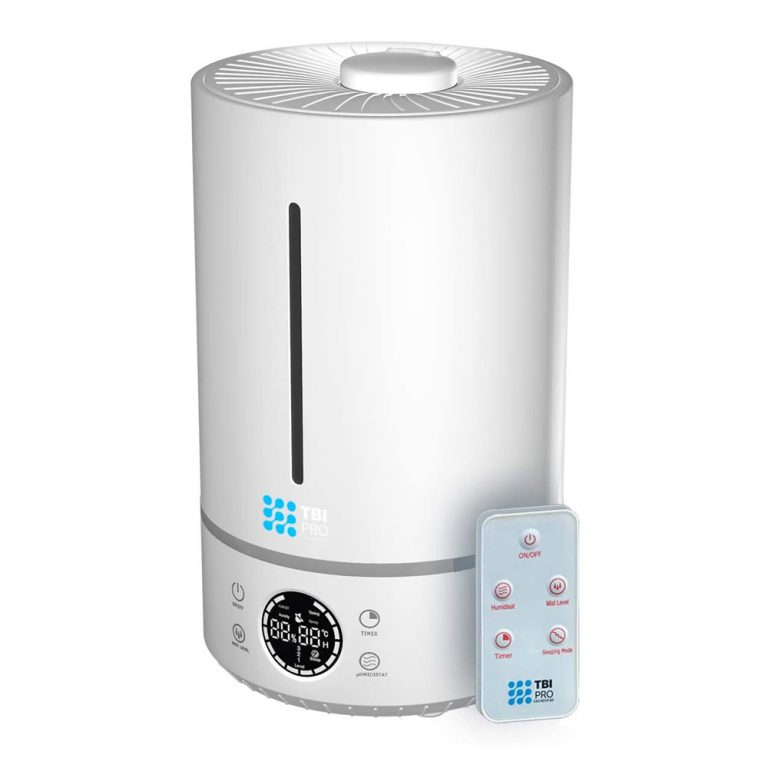 TBI Pro 6L Ultrasonic Humidifier with Top-Fill