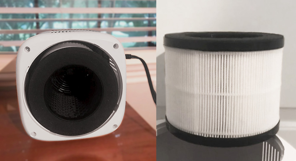 AirMic4s's Filter and Inside Illustration